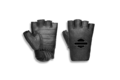 Pánské rukavice GLOVES-SMOKESHOW,F/L,LEATHER/TEXTILE,BLK