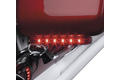 Electra Glo™ Stealth Auxiliary LED Run/Brake/Turn Lamp - Red Lens