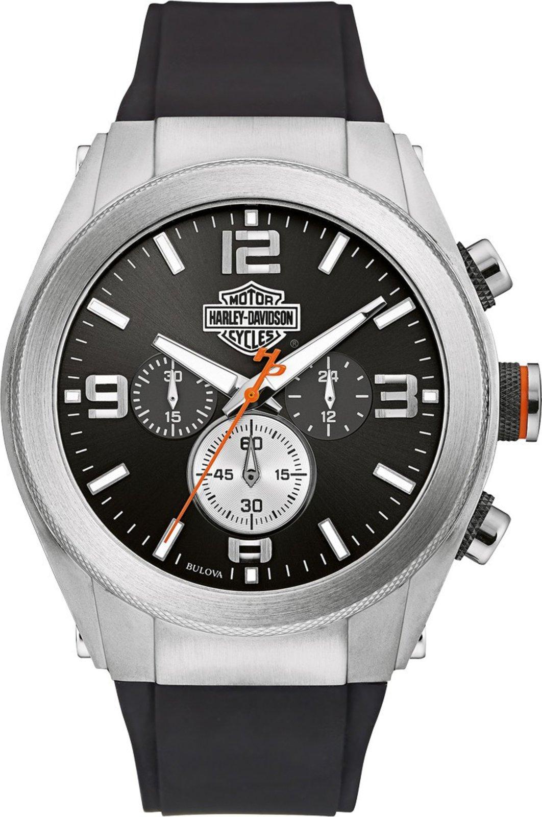Pánské hodinky H-D orginal  03a9d0a1c84