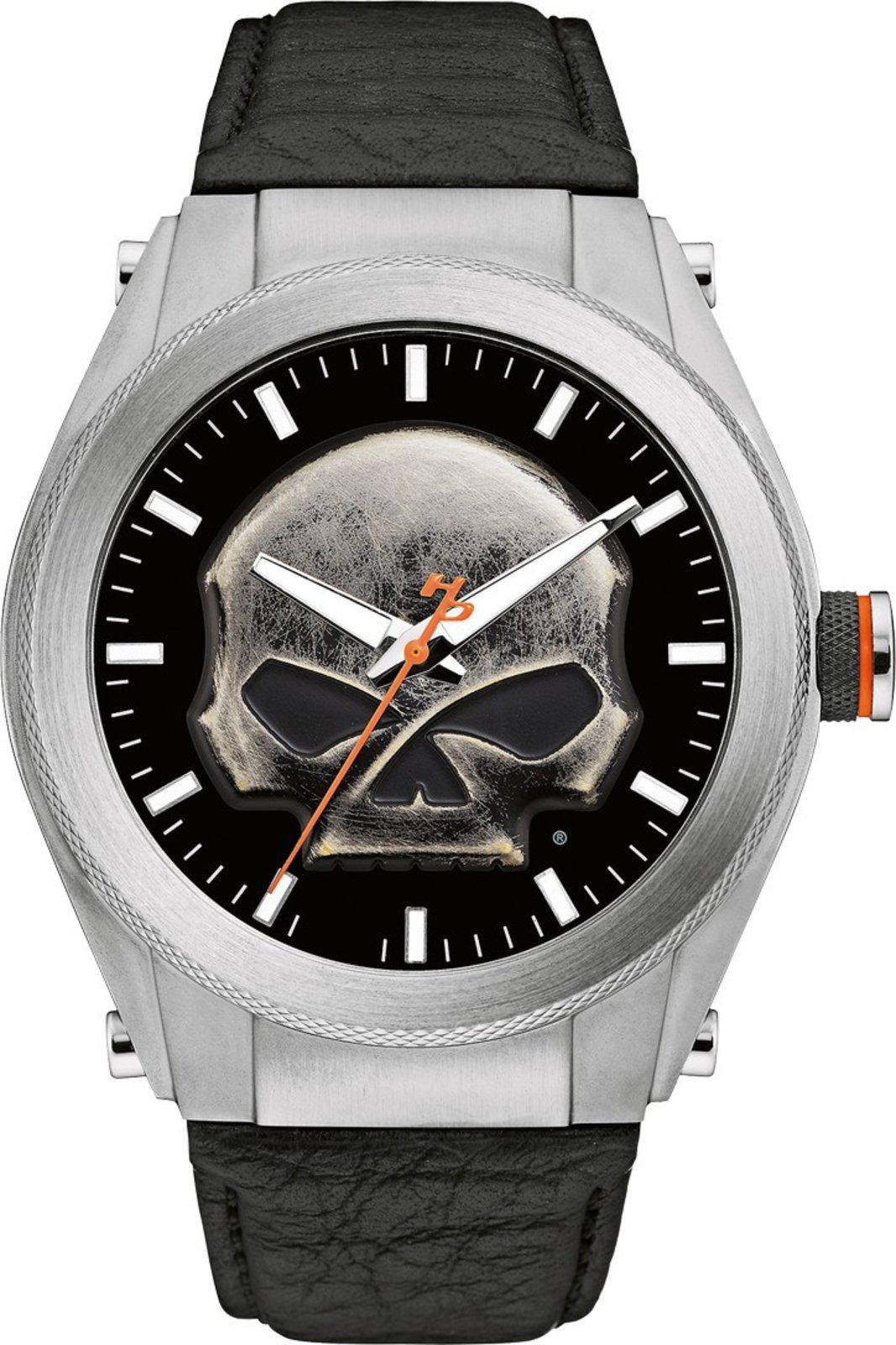 Pánské hodinky H-D Heavy Metal  1d615eaa057