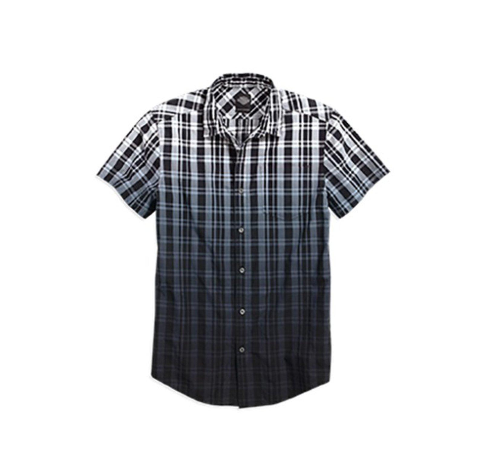 f2a698ca525 Pánská košile SHIRT-DIP DYE