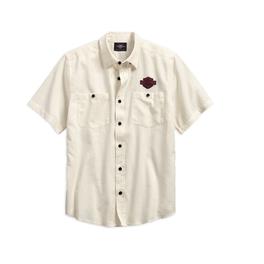 bd6c95d694e Pánská košile SHIRT-COTTON LINEN