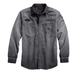 f2c00cc0ca5 Pánská košile SHIRT-L S WOVEN
