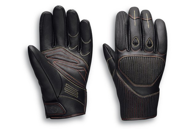 Pánské rukavice GLOVES-WATT,LEATHER,F/F,