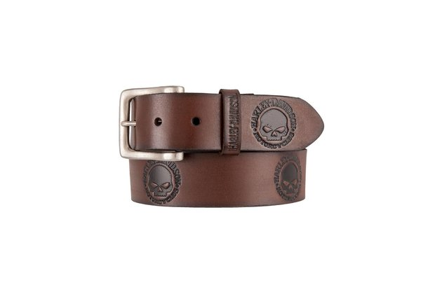 Willie´s World Belt Brown