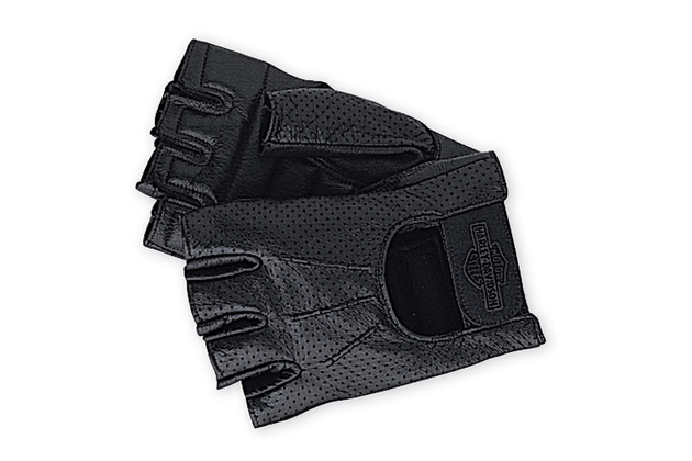 Pánské rukavice GLOVE-PERFORATED,FINGERLESS
